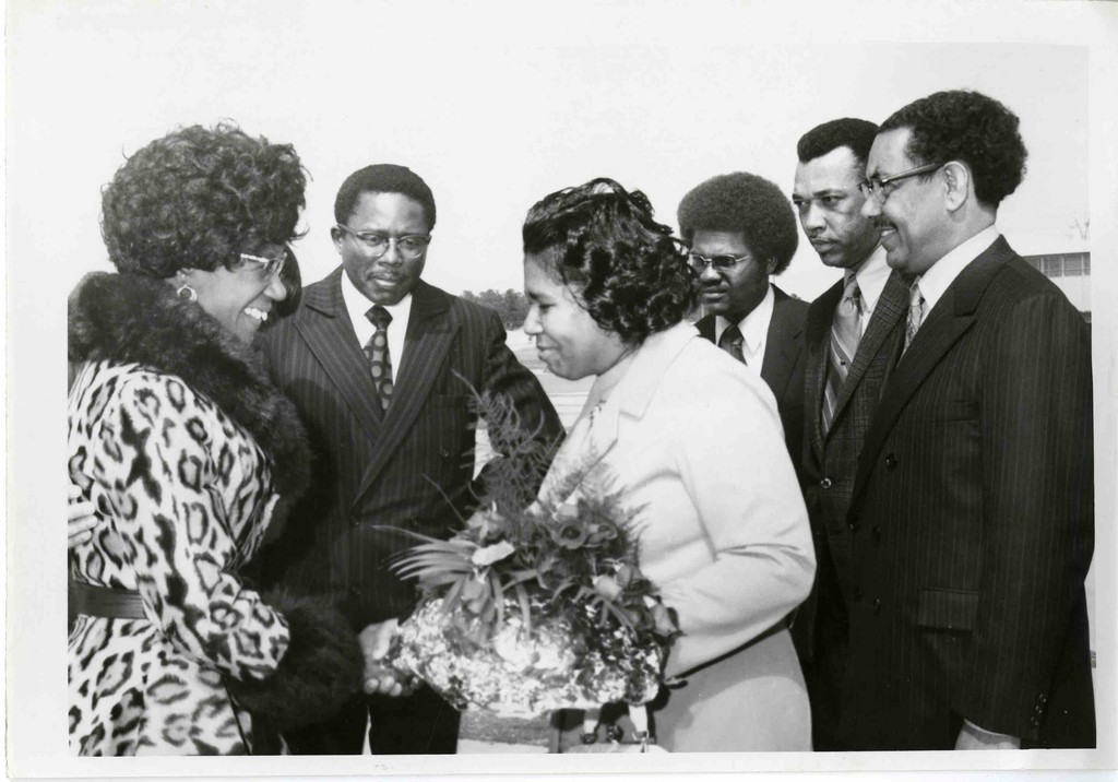 Shirley Chisholm. Not dated. Copyright: Tuskegee University Archives, 2016.
