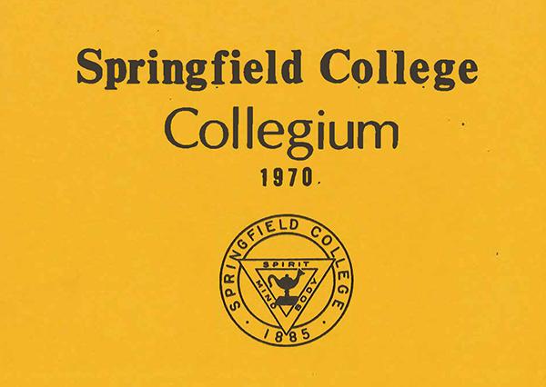 1970 Springfield College Collegium Complete Report (August 31,1970)