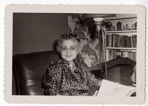Dr. Josephine Rathbone, 1970-1980?
