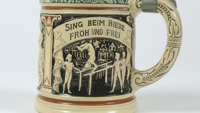 The Art and Madeline Slicer Turnvereine Stein Collection
