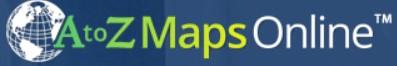 AtoZ Maps Online™