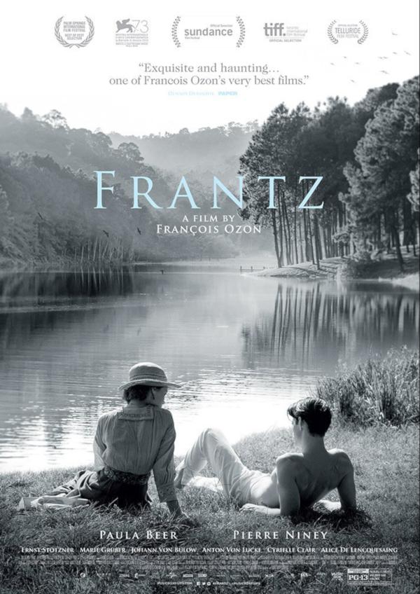 Poster for Frantz