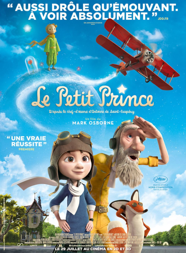 Poster for Le Petit Prince
