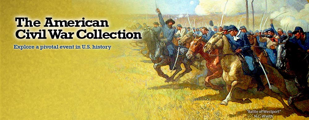 Access American Civil War Collecton