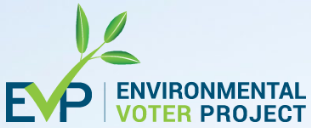 Pledge with the Environmental Voter Project