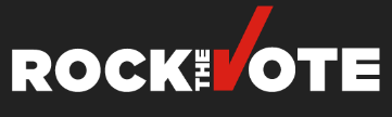 Register to Vote w/ Rock the Vote