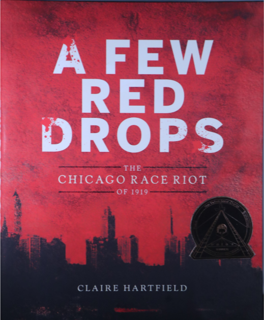Cover of the Book A Few Red Drops