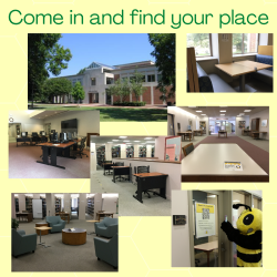 library study spaces