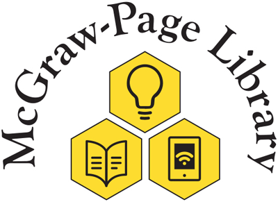 McGraw-Page Library logo