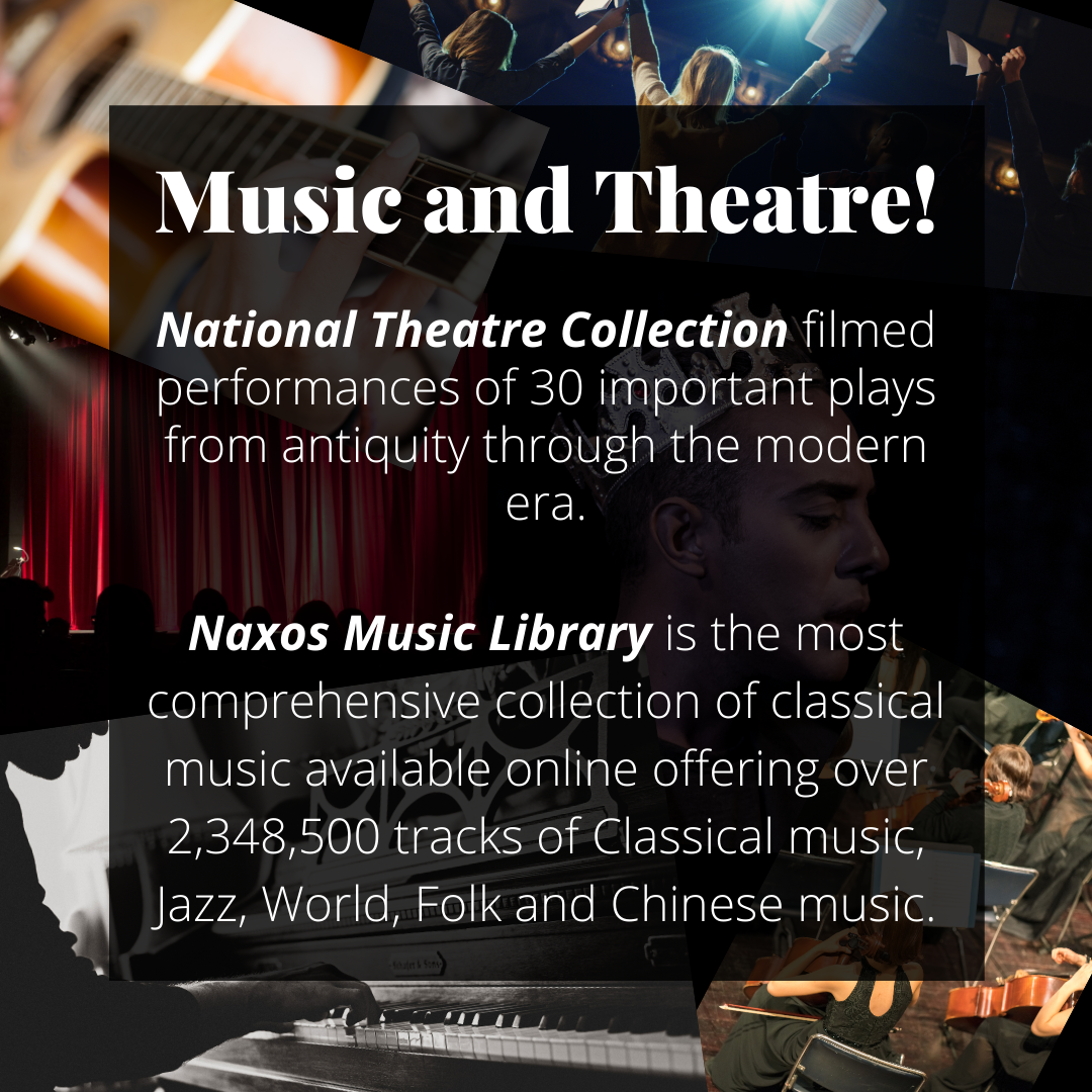 music and theatre related images