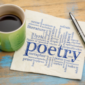 Poetry with coffee