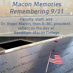 9/11 memorial in NYC macon memories remembering 9/11