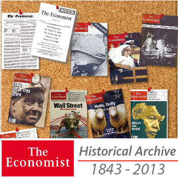 The Economist Archive