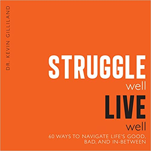 Cover art Struggle Well, Live Well