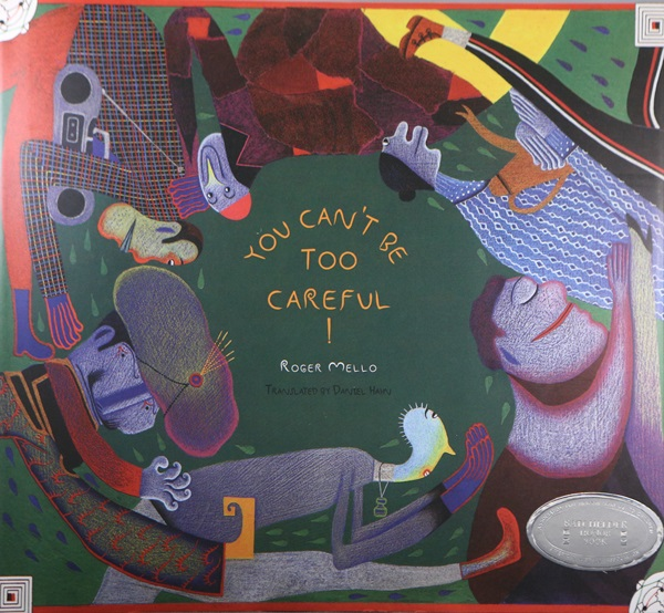 cover of you can't be too careful