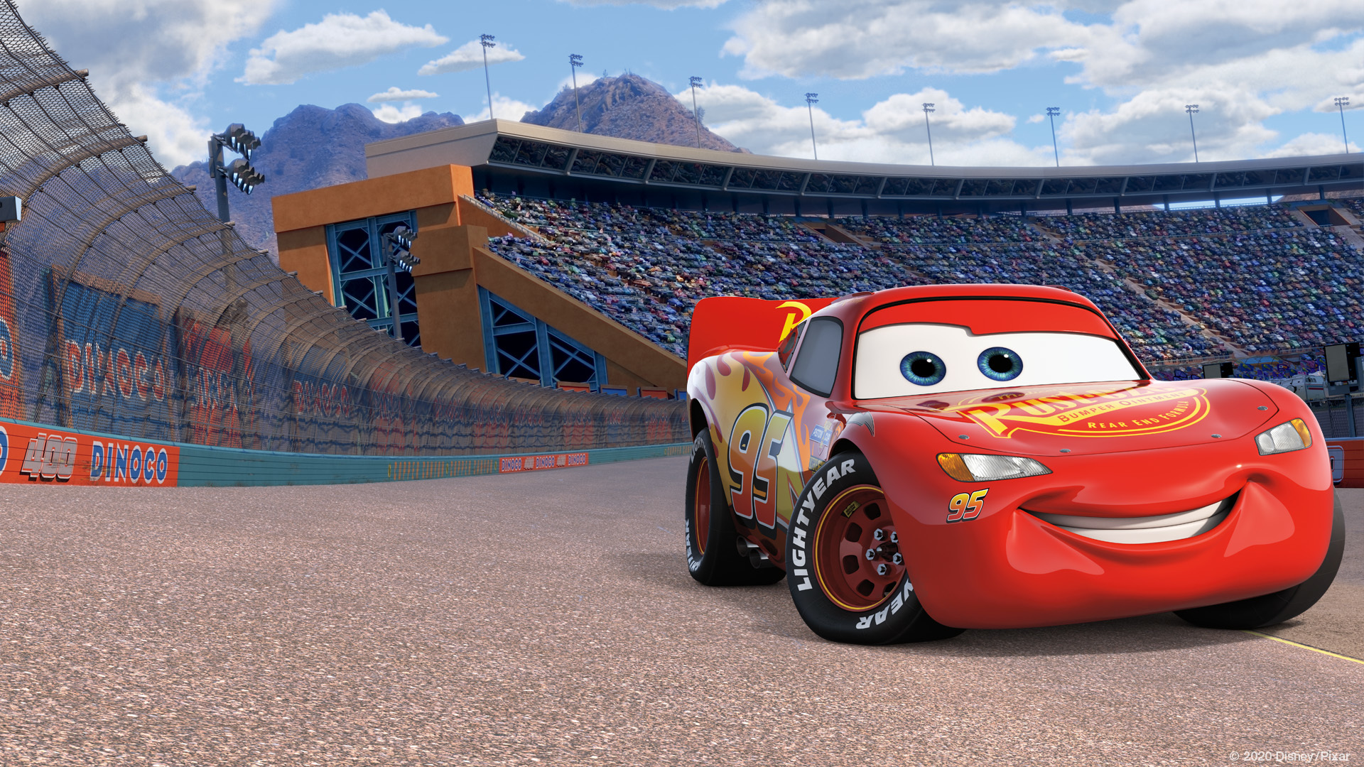 Zoom Background Cars 3