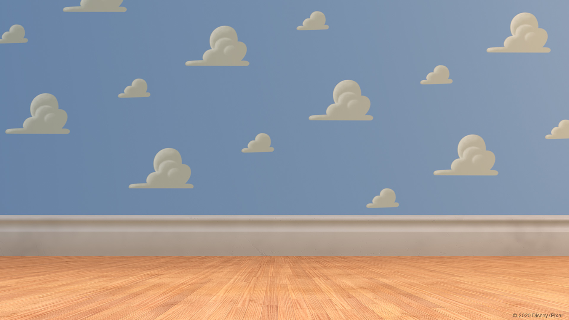 Zoom Background Toy Story