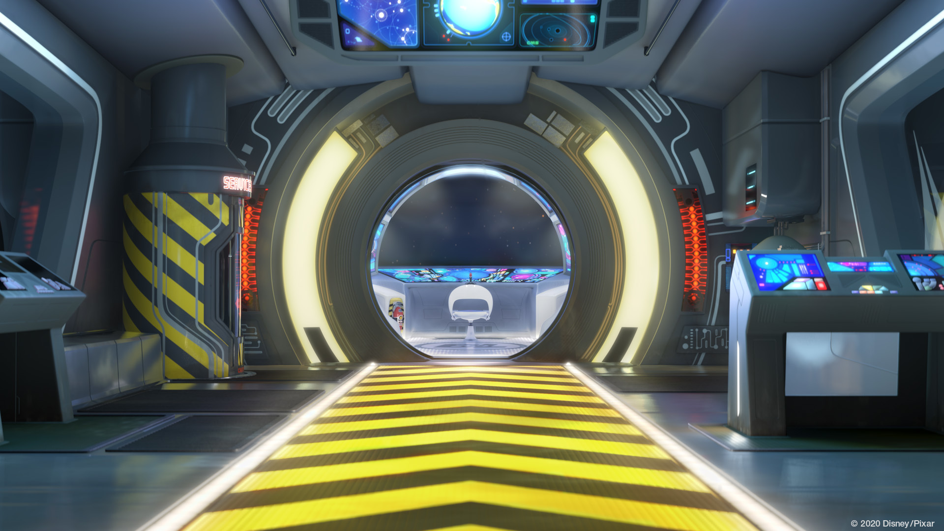 Zoom Background WALL-E