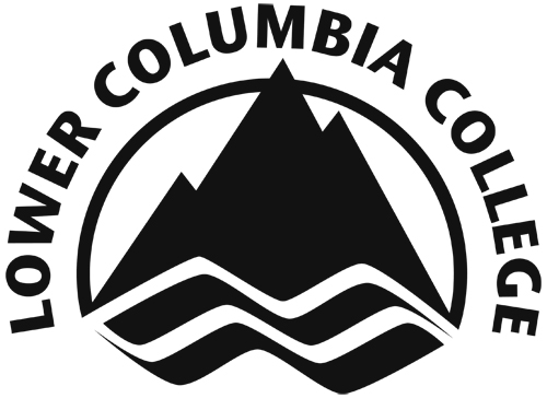 Lower Columbia College library logo
