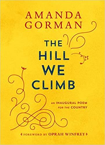 Amanda Gorman the hill we climb book cover
