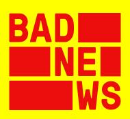 Bad News Game Icon