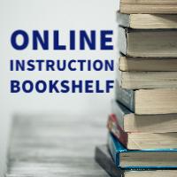 Online Instruction Bookshelf