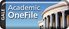 Academic OneFile Database Icon