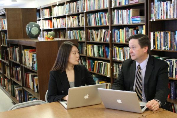 Center for the Study of Global Christianity Library