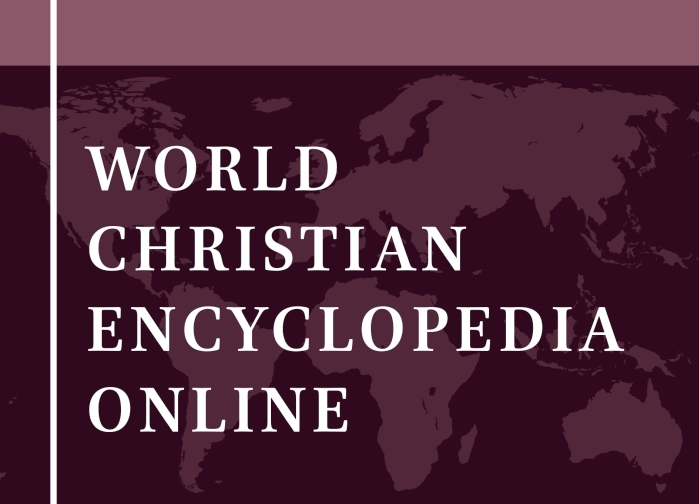 World Christian Encyclopedia Online
