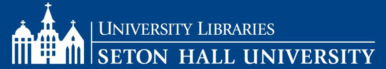 Seton Hall University Libraries