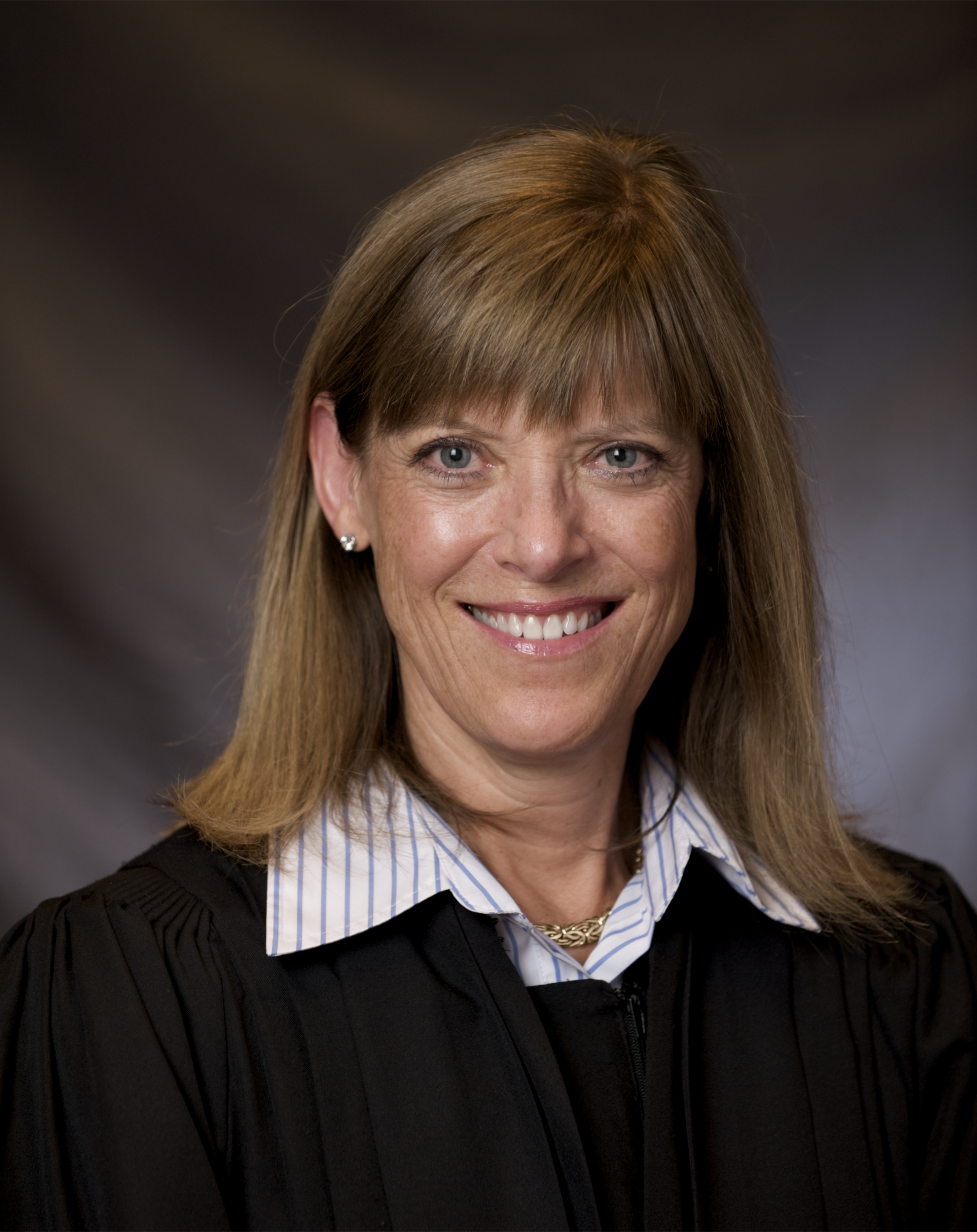 Portrait of Judge Halbrooks