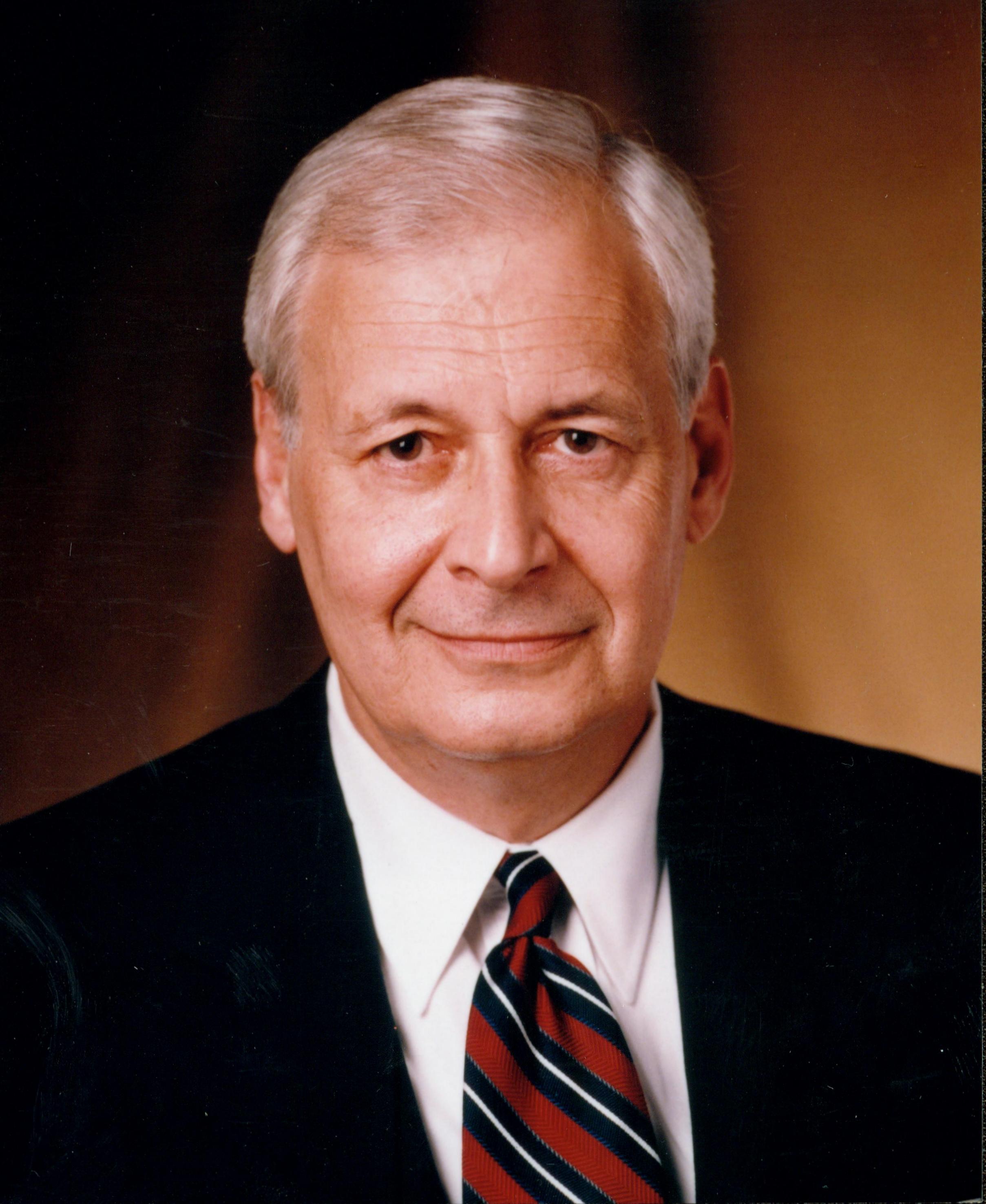 Portrait of Bruce D. Willis