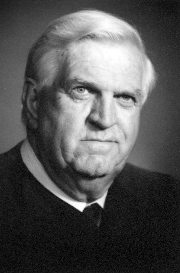 Portrait of Daniel F. Foley