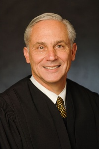 Portrait of Justice Christopher J. Dietzen