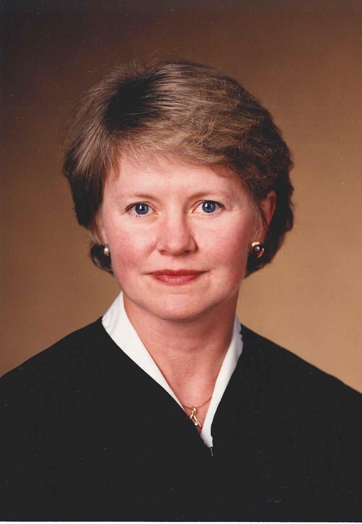 Justice Joan Erickson Lancaster