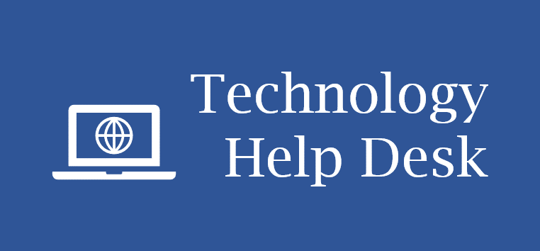 Technology Help Desk