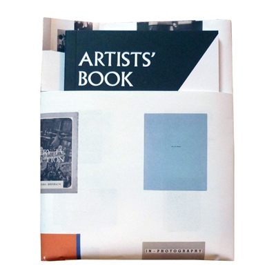 Artists' Book Not Artists' Book by Johan Kugelberg cover image