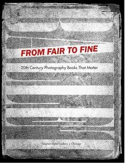 From Fair to Fine by Stephen Daiter cover image