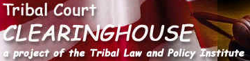 Tribal Court Clearinghouse