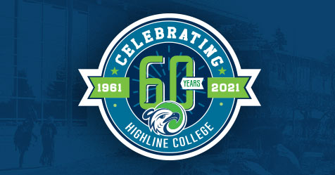 Highline College 60th Anniversary