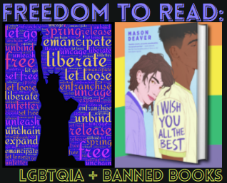 LGBTQIA+ Banned Books