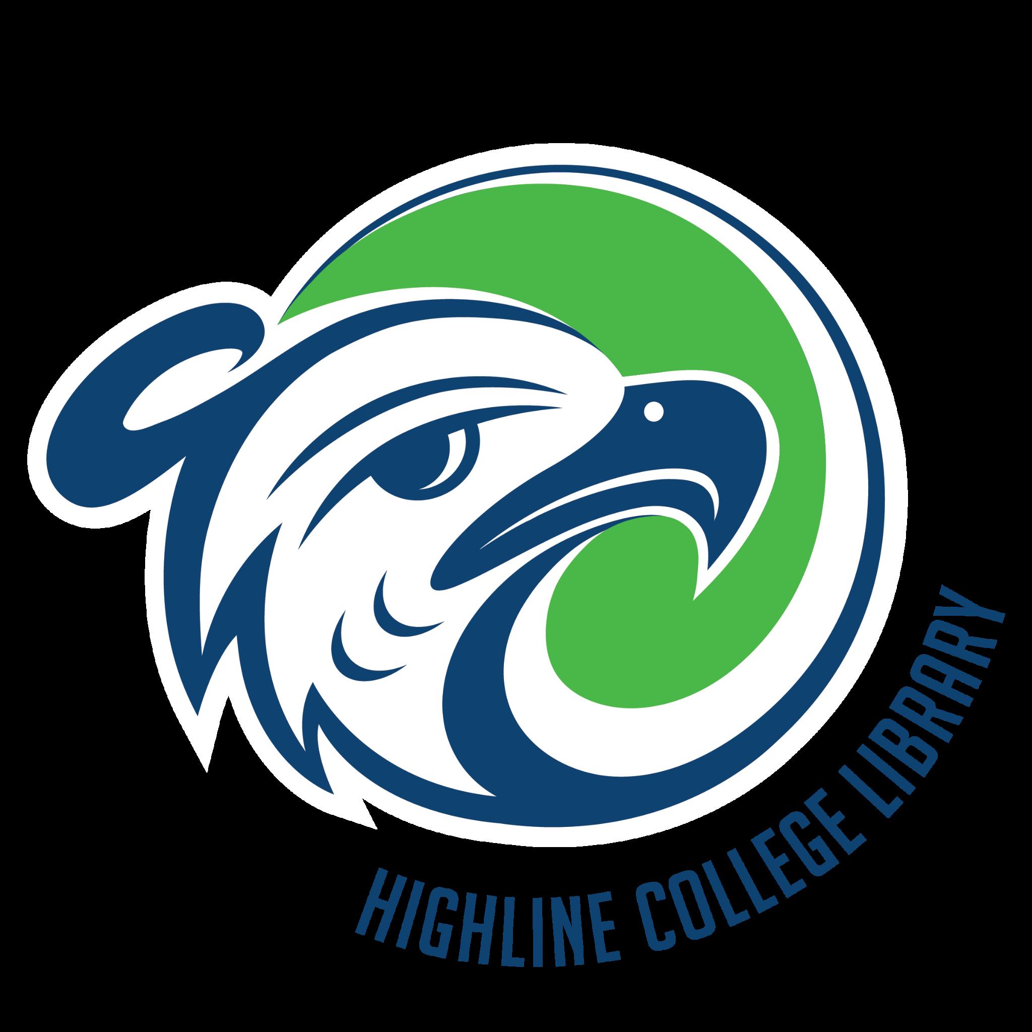 highline library logo
