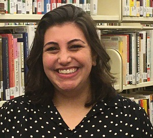 Amber Pierdinock, Public Services Librarian