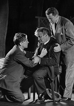 scene from Death of a Salesman
