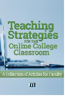 Book: Teaching strategies for the online college classroom