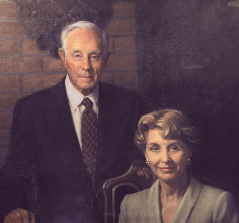Sue and Radcliffe Killam