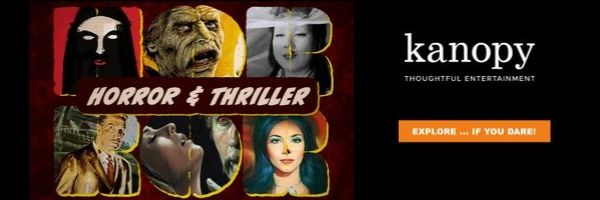 Kanopy Horror and Thrillers