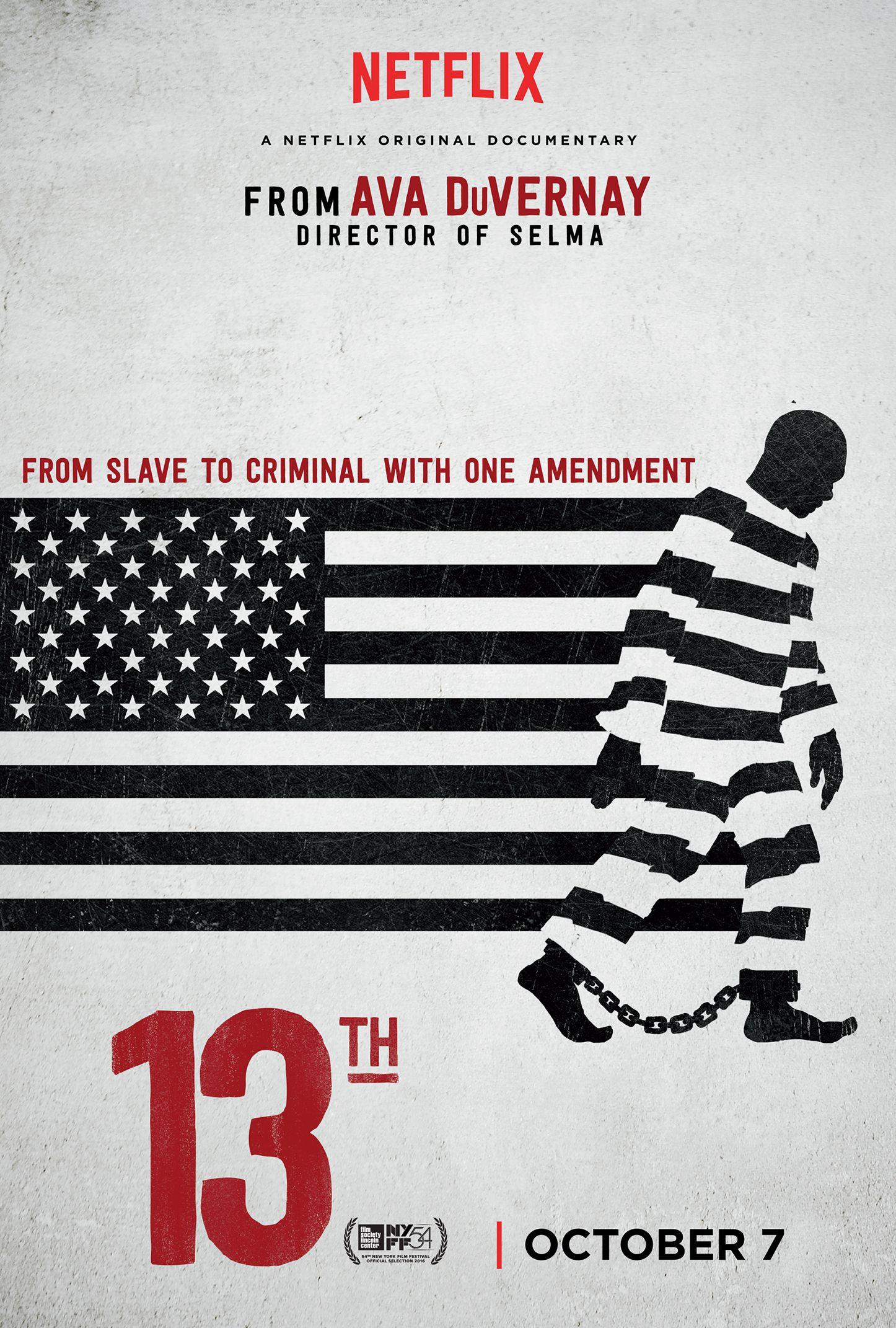 Netflix documentary 13th