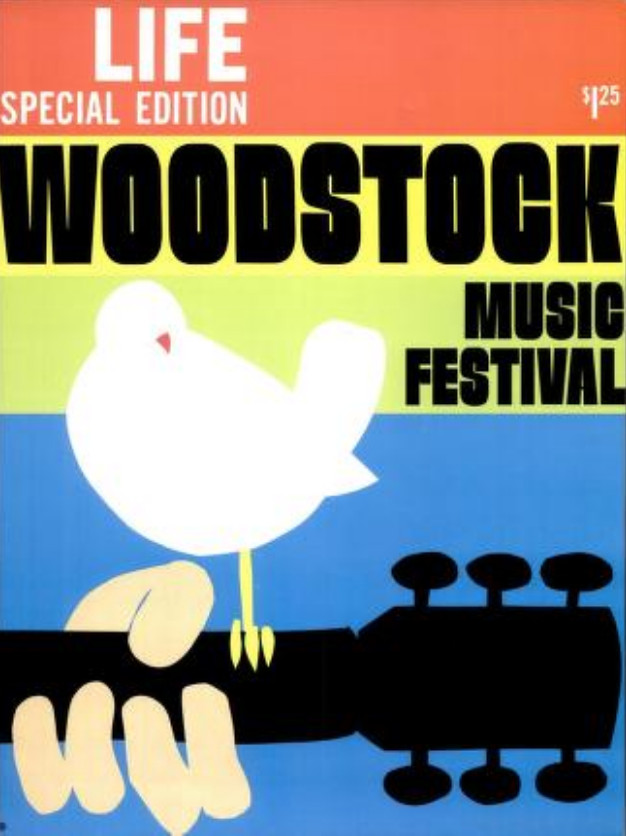 LIFE magazine Woodstock Special Edition