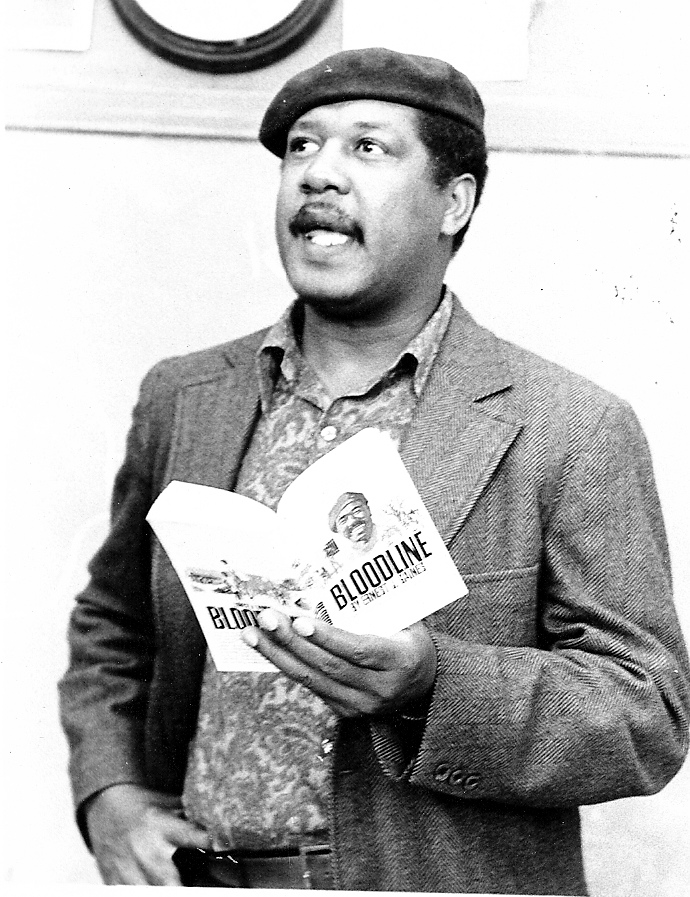 Ernest J. Gaines Reading selections from